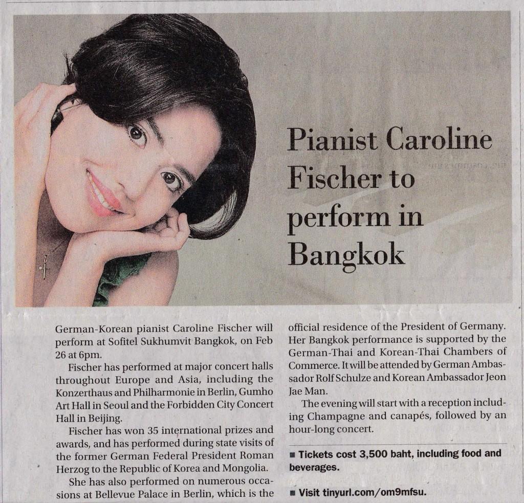 Bangkok Post 19.2.2015